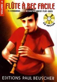 Flute a bec facile - Volume 1