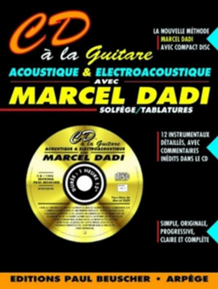 CD A La Guitare Acoustique