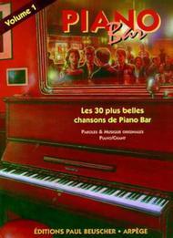 Piano Bar - Volume 1