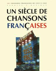 Un siecle de chansons francaises 1959-1969