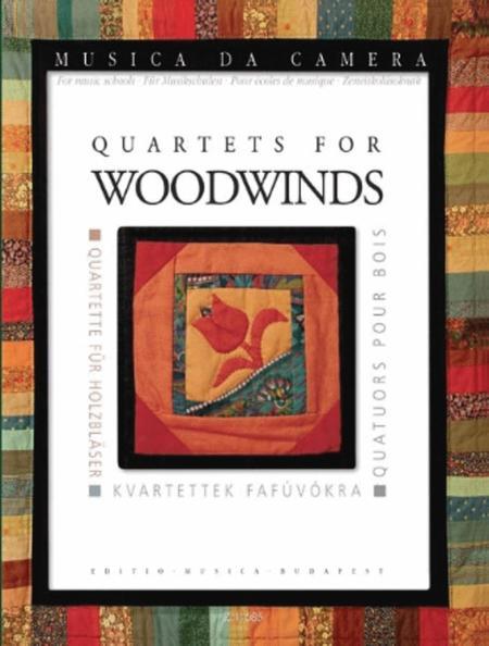 Quartets for Woodwinds