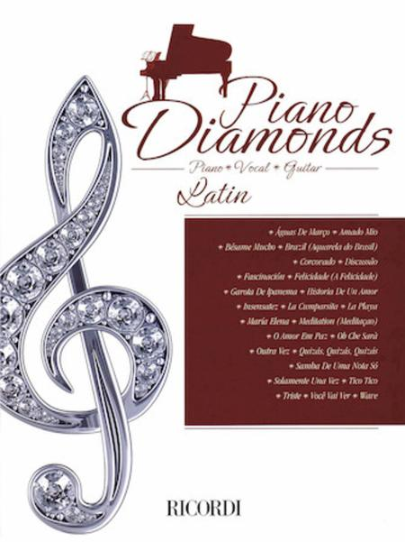 Piano Diamonds: Latin