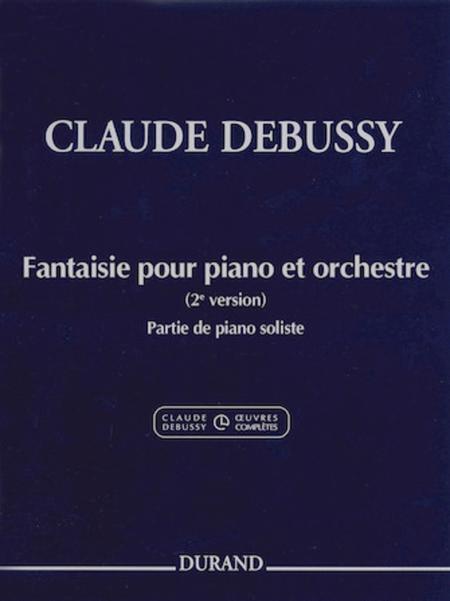 Fantaisie pour piano et orchestre