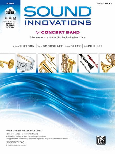 Sound Innovations for Concert Band, Book 1 (Oboe)