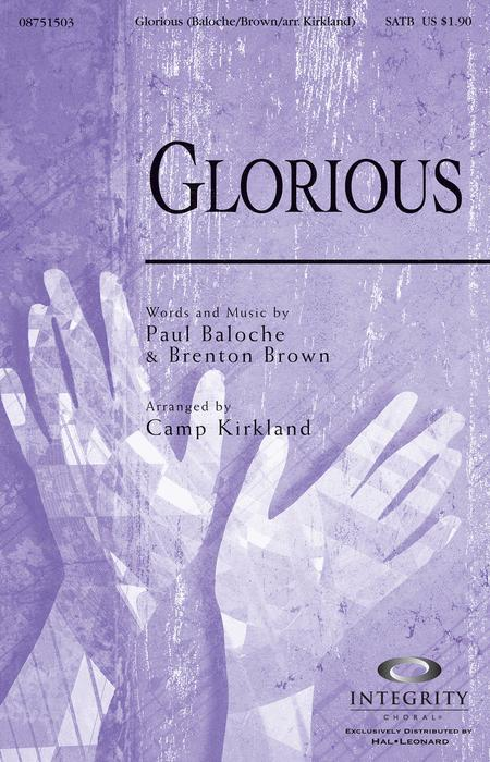 Glorious - Accompaniment CD