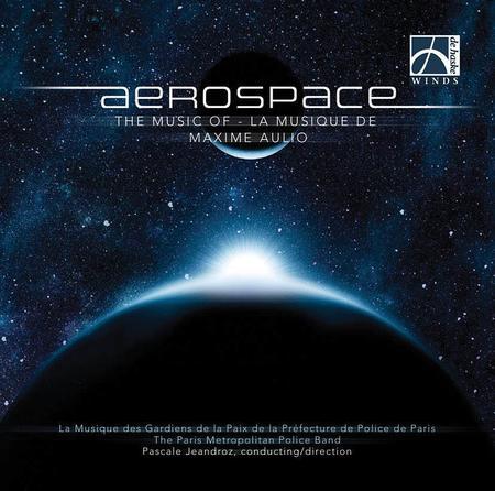 Aerospace  Cd The Music Of Maxime Aulio