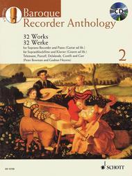 Baroque Recorder Anthology Vol. 2