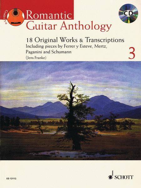 Romantic Guitar Anthology Vol. 3