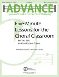 Advance ... Your Choir with a Cure for Musical Illiteracy