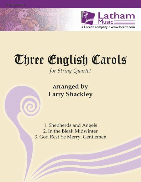 Three English Carols