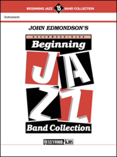 Beginning Jazz Band Collection - Tenor Saxophone 1