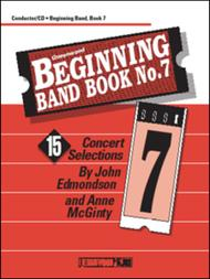 Beginning Band Book No. 7 - Conductor Score