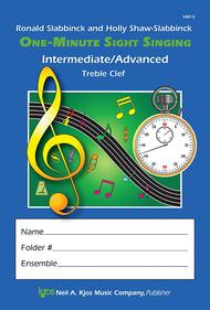 One-Minute Sight Singing - Intermediate/Advanced