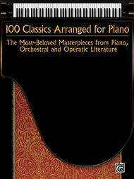 100 Classics Arranged for Piano