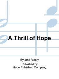 A Thrill Of Hope