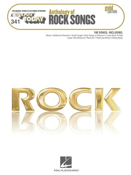 Anthology of Rock Songs - Gold Edition