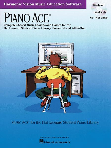 Piano Ace for Hal Leonard Student Piano Library