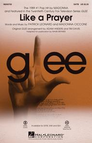 Like A Prayer (featured On Glee) - ShowTrax CD