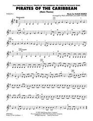 Pirates Of The Caribbean (Main Theme) - Violin 2