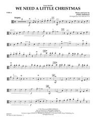 We Need A Little Christmas (from Mame) - Viola
