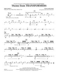 Theme From Transformers - Percussion 2