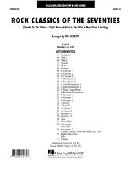 Rock Classics Of The Seventies - Full Score