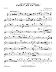 American Anthem (from The War) - Flute 1 (Piccolo)