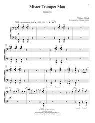 Mister Trumpet Man
