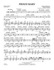 Proud Mary - Percussion 1