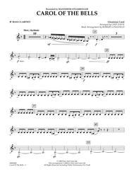 Carol Of The Bells - Bb Bass Clarinet