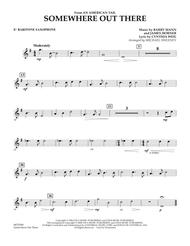 Somewhere Out There (from An American Tail) - Eb Baritone Saxophone