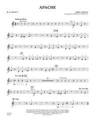 Apache (Percussion Section Feature) - Bb Clarinet 2