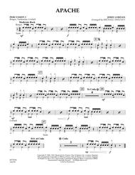Apache (Percussion Section Feature) - Percussion 3