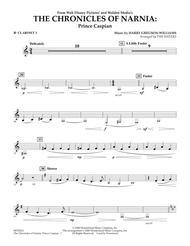 The Chronicles Of Narnia: Prince Caspian - Bb Clarinet 3