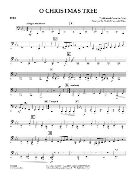 O Christmas Tree - Tuba