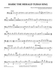 Hark! The Herald Tubas Sing - Trombone