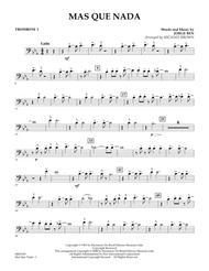 Mas Que Nada - Trombone 1