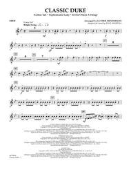 Classic Duke - Oboe