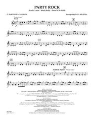 Party Rock - Eb Baritone Saxophone