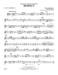 Respect - Eb Alto Saxophone 1