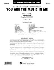 You Are The Music In Me (from High School Musical 2) - Full Score