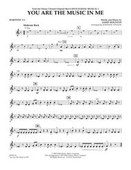 You Are The Music In Me (from High School Musical 2) - Baritone T.C.