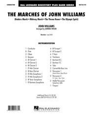 The Marches of John Williams - Full Score
