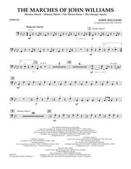 The Marches of John Williams - Timpani