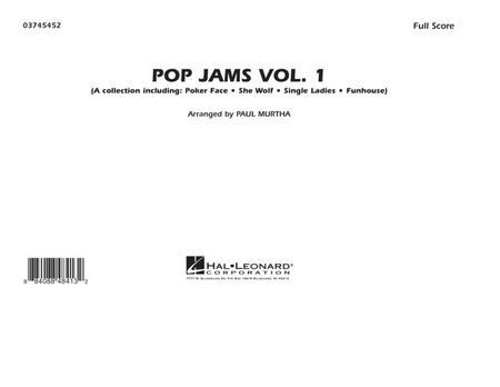 Pop Jams: Vol. 1 - Full Score