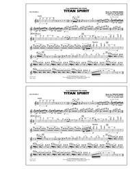 Titan Spirit (Theme from Remember The Titans) - Flute/Piccolo