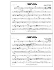 Titan Spirit (Theme from Remember The Titans) - 2nd Bb Trumpet