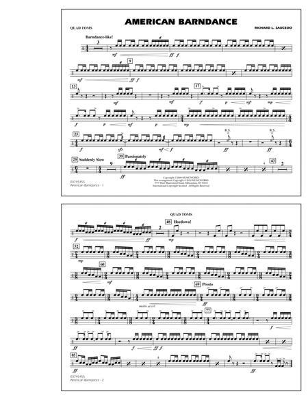 American Barndance - Quad Toms