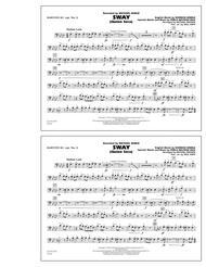 Sway (Quien Sera) - Baritone B.C. (Opt. Tbn. 2)