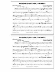 Christmas Parade Sequence - Baritone B.C. (Opt. Tbn. 2)